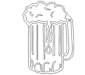 Bierkrug - Bear Jug