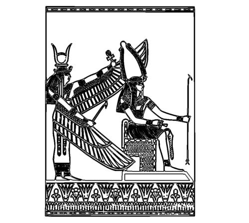 Bild von Ägypten -  Picture of Egypt