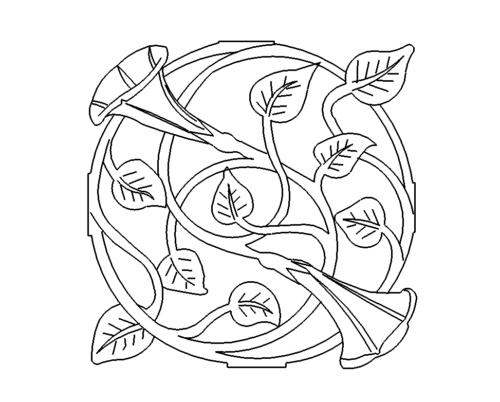 Blumenkranz - floral wreath