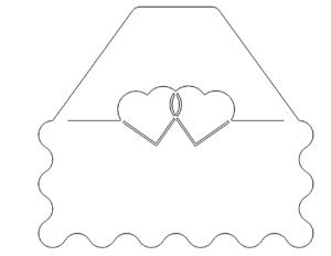 Platzkarte Hochzeit