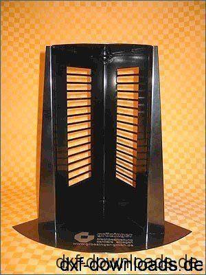 CD Ständer - CD rack