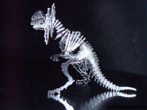 Ceratopsier 3D Modell - Ceratopsier 3D model