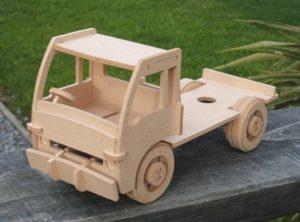 Cherry Picker - Fahrzeug