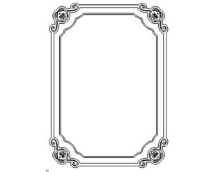 Bilderrahmen - Picture Frames