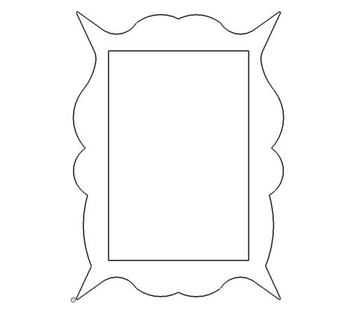 Bilderrrahmen - Picture Frames