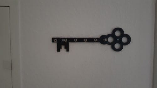 Schlüsselhalter - Key holder