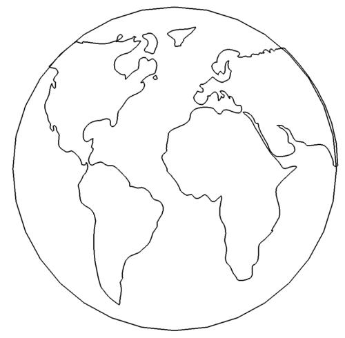 Erde / DXF World