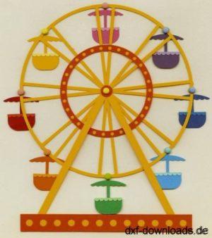 Ferriswheel - Riesenrad