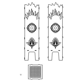 Feuerkorb - Fireplace