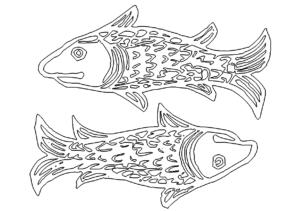 Sternzeichen Fische - Star Signs Fish