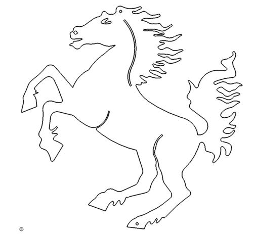 Pferd Gaul - Horse