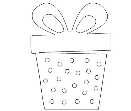 Geschenk - Present