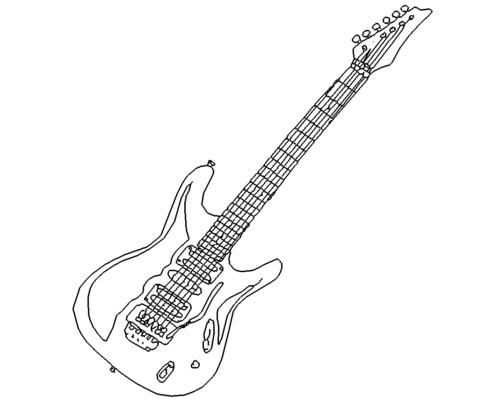 Gitarre - guitar