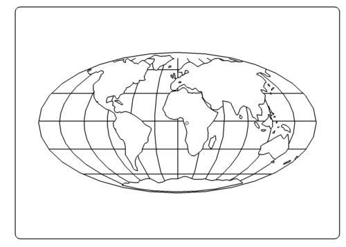 Der Globus / Die Erde / The World