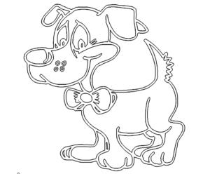 Hund - Dog Comic