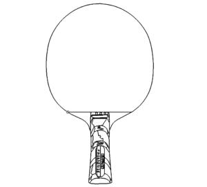 Tischtennischläger