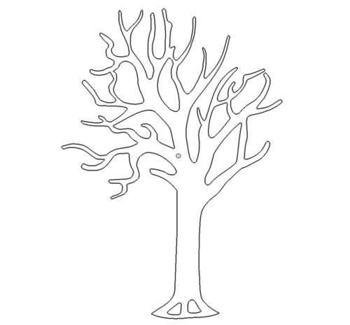 Laubbaum - Deciduous tree
