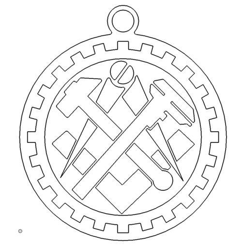 Mechaniker Zunftzeichen - Mechanic Guild signs