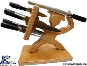 Messerhalter - knife holder