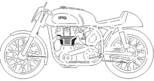 Norton Motorrad - Norton motorcycle
