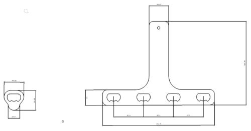 Oeffner 4fach - Opener for Four