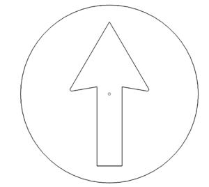 Pfeil - arrow