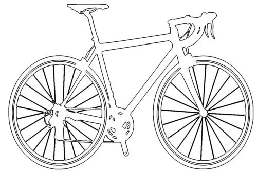 Rennrad - Speedbike