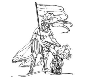 Schutzpatron Heiliger Florian Feuerwehr
