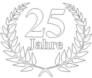 Silberhochzeit 25 Jahre Geschenk