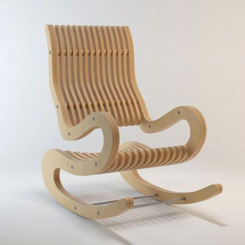 Stuhl 15mm - Chair
