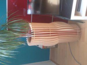 Pflanzensäule Blumenständer - Pedestal Planter flower stand