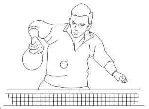 Tischtennis - Tabletennis