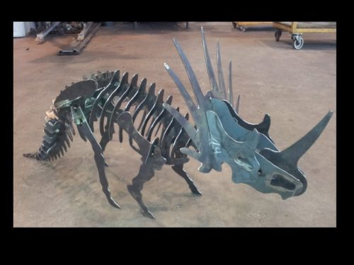 Tritops 3D Modell - Tritops 3D model