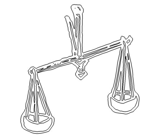 Sternzeichen Waage - Libra