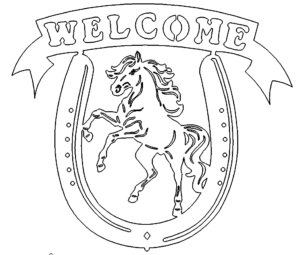Willkommen Pferd - Welcome Horse