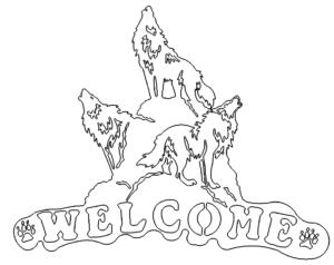 Willkommen Wölfe - Welcome Wolves