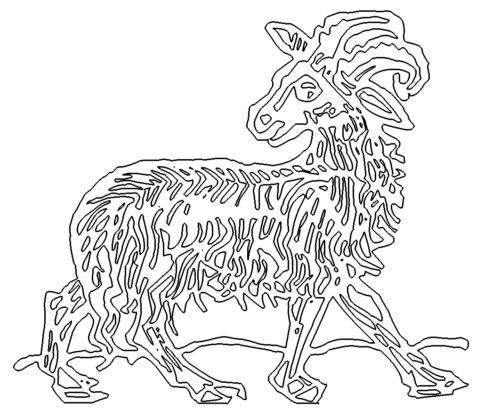 Sternzeichen Widder - Aries