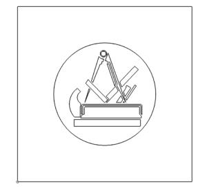 Zunftzeichen Schreiner - Guild signs carpenter